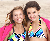 Girls' Swimwear