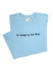 """In Charge of the Ring"" Tee"