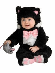 Inky Black Kitty Costume