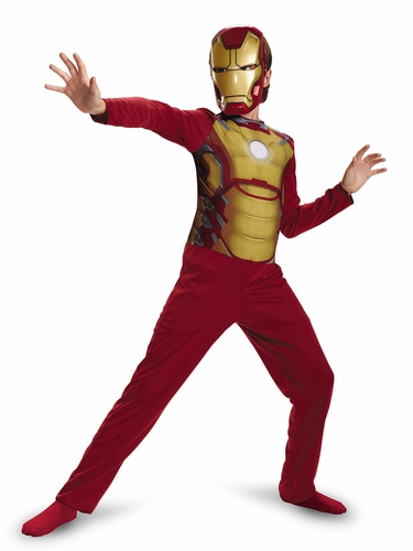 Iron Man Mark 42 Basic Costume