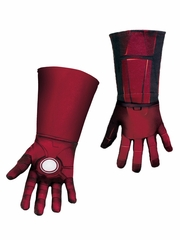 Iron Man Mark 7 Deluxe Child Gloves