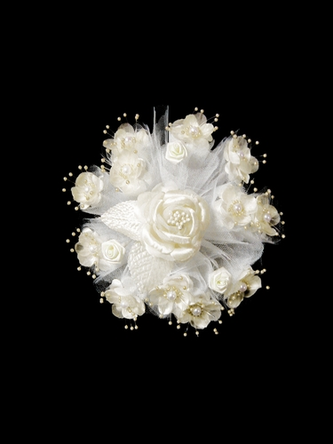 Ivory Small Round Flower Bouquet