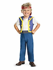 Jake Classic Boys Costume