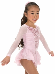 Jerry's Ballet Pink Gathering Glimmer Dress
