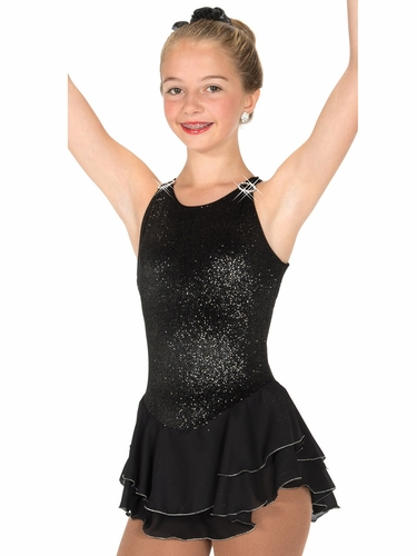 Jerry's Black Ice Shimmer Dress