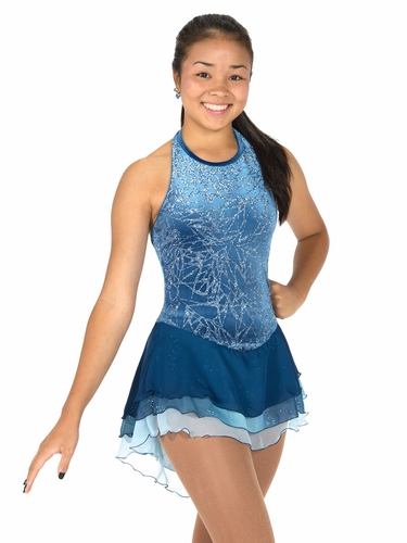 Jerry�s Frosted Glass Dress