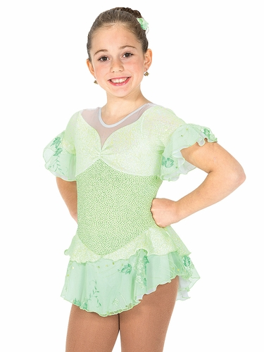 Jerry's Light Lime Cupcake Dress