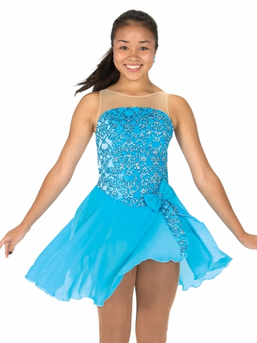 Jerry's Sky Blue Divine Dance Dress