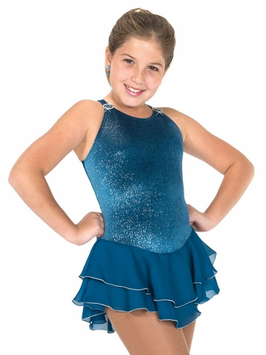 Jerry�s Teal Ice Shimmer Dress