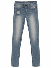 Joe�s Jean Light Blue Indigo Denim Jeggings