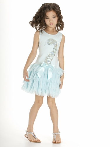Kate Mack Girl's Swan Lake Act 2 Dress