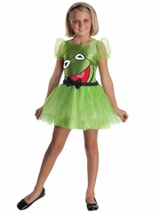 Kermit Girl Costume