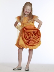 KidCuteTure Melon Sonya Dress