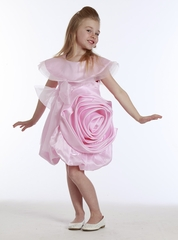 KidCuteTure Rose Sonya Dress