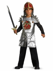 Knight of the Dragons Kids Costume