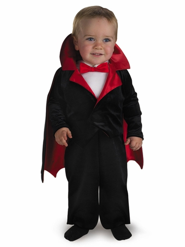 L'Vampire Boys Infant Costume