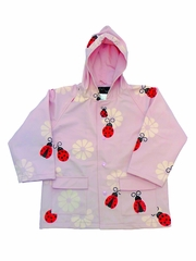 Lady Bug Raincoat