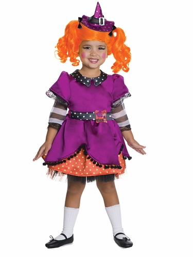 Lalaloopsy Candy Broomsticks Deluxe