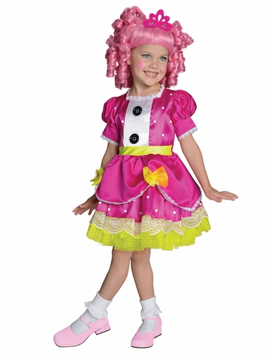 Lalaloopsy Jewel Sparkles Deluxe Costume