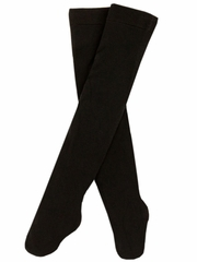 Le Top Baby Solid Black Prima Tight