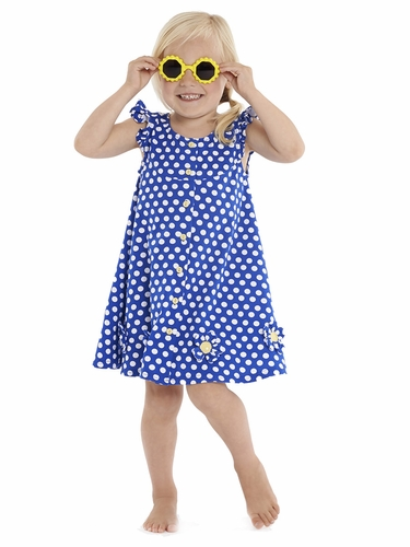 Le Top Darling & Darling Daisies Dot Dress