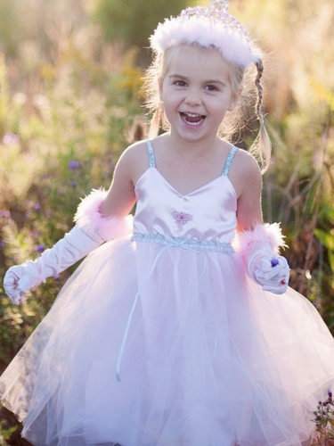 Light Pink Princess Dress