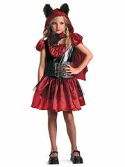 Lil� Red Riding Rage Kids Costume
