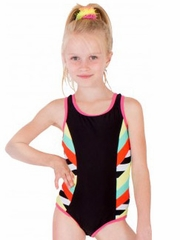 "Limeapple 1PC Under the Sea ""Guppy"" Swimsuit"