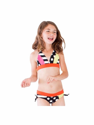 Limeapple 2PC Under the Ocean �Sawtail� Bikini
