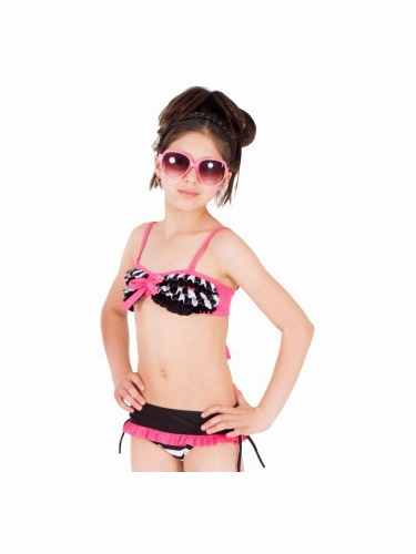 "Limeapple Under the Sea ""Puffer"" Bikini"