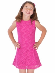 Limeapple Here Comes the Sun Bianca Lace Dress