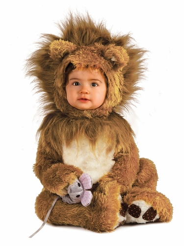Lion Cub Infant Costume
