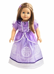 Little Adventures Amulet Doll Dress