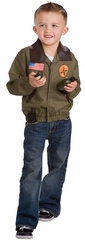Little Adventures Boys Pilot Costume Set