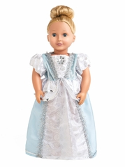 Little Adventures Cinderella Doll Dress