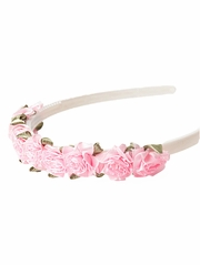 Little Adventures Flower Pink  Headband