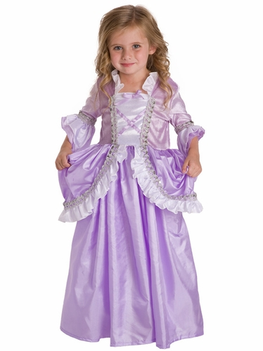 Little Adventures Girls Rapunzel Costume