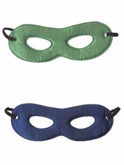 Little Adventures Navy & Green Hero Mask Set