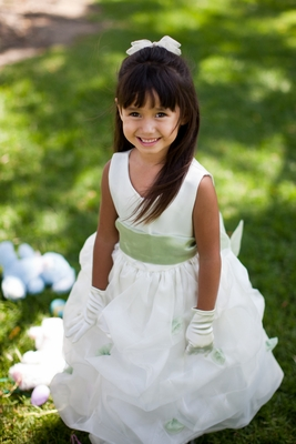 Little Flower Girl Dresses: Small Sizes - Big Style