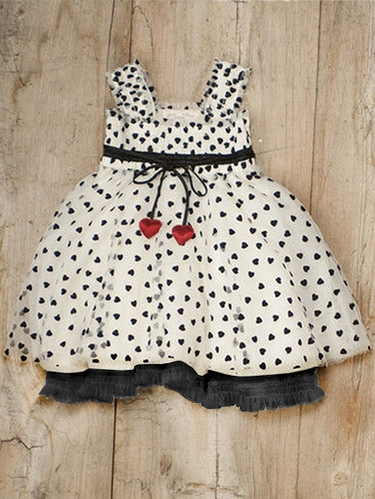 Luna Luna Domino Love Dress