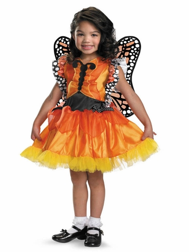 Magic Monarch Girls Costume