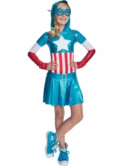 Marvel American Dream Hoodie Dress