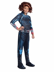 Marvel Avengers Age Of Ultron Black Widow Costume