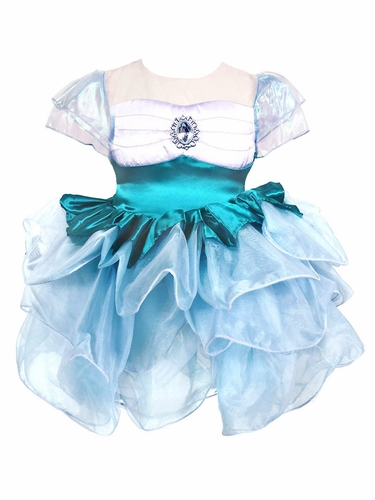 Mermaid Tutu Dress