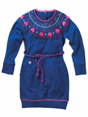 Mim-Pi �At Grandma�s� Royal Blue Dress