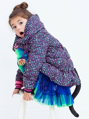 Mim-Pi Tiny Hearts Winter Coat