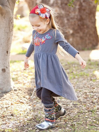 Mimi & Maggie Craft Market Collection Arts & Crafts Knit Dress