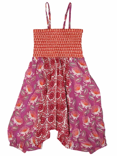 Mimi & Maggie Maldives Island Mixed Bag Beach Romper
