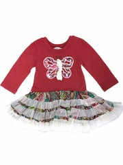 Mimi & Maggie Venice Canals Collection Kaleidoscope Twirly Dress