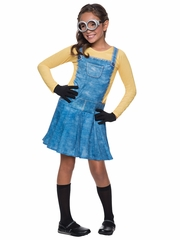 Minions Movie Female Minion Costume